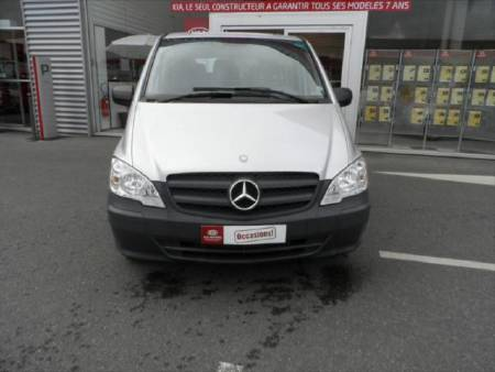 Mercedes-benz Vito 116 CDI BE Shuttle Combi Long