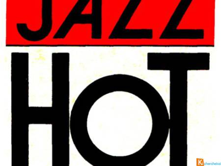 lot complet 121 revues JAZZ HOT TBE