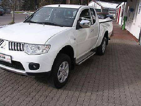 Mitsubishi L 200 Invite Club