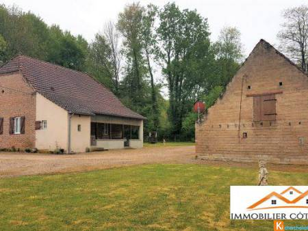 Ensemble bressan sur plus de 4 hectares - Saint-Germain-du-Bois
