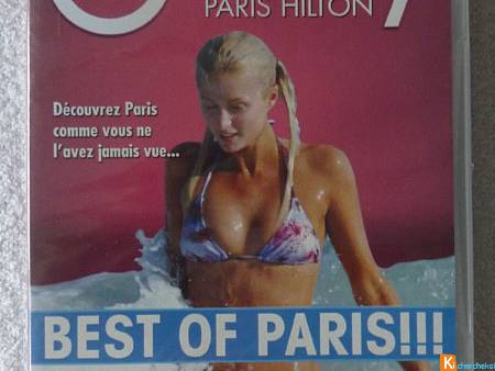 DVD CELEBRITY PARIS HILTON neuf