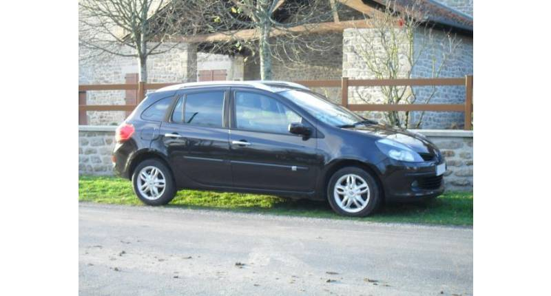 Renault Clio estate iii 1.5 dCi105 Exception²