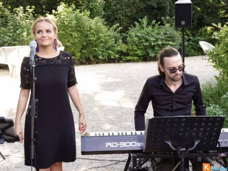 Groupe musique cocktail mariage Sarthe