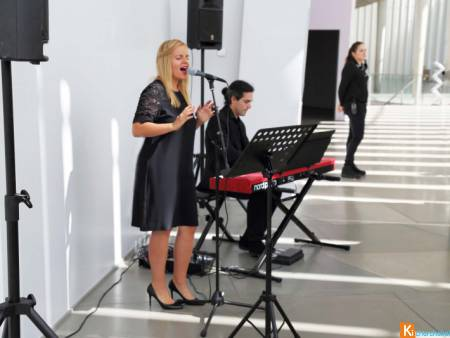 Duo jazz cocktail mariage