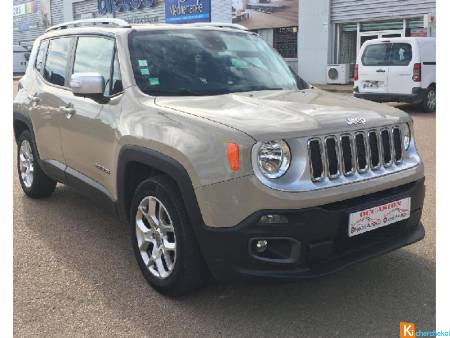 JEEP RENEGADE 1.4 I Multiair Sets 140 Ch Bvr6 Limited