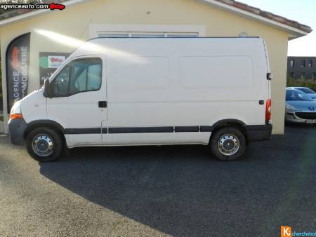 Renault Master Combi L2h2 2t8 2.2 Dci 90ch