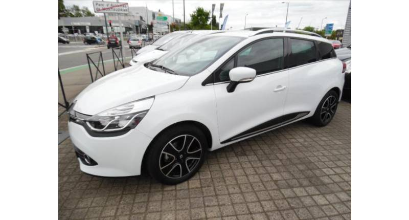 Renault Clio estate iv TCe 120 Intens eco² EDC