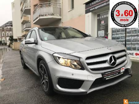 Mercedes Classe GLA 220 Cdi Fascination 7g-dc