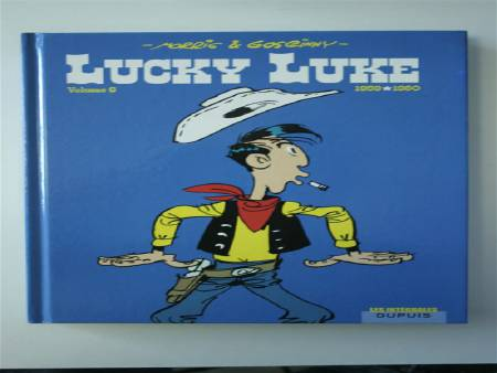 BD LUCKY LUKE-INTEGRALE N° 6