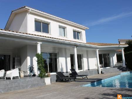 VILLA D EXCEPTION GOLF DE BAILLARGUES