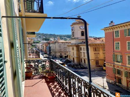 Grand Appartement 3/4P 88 m2 - PORT DE NICE