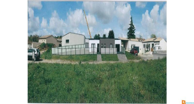 Plain pied en construction NIORT - quartier de sainte pezenne