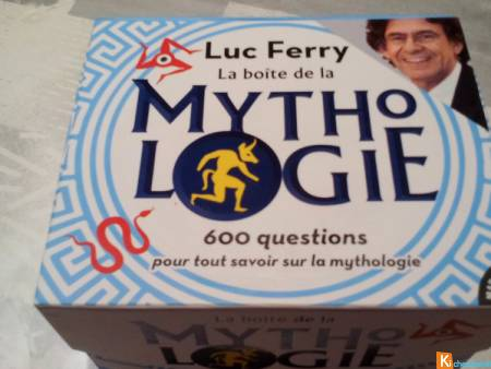 QUIZ EDUCATIF SUR LA MYTHOLOGIE