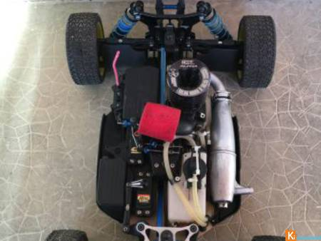 BUGGY THERMIQUE RC 1/8