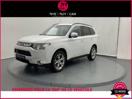 MITSUBISHI OUTLANDER 2.2 Di-d 4wd - 150 - Bva 7pl   Instyle Phase 3