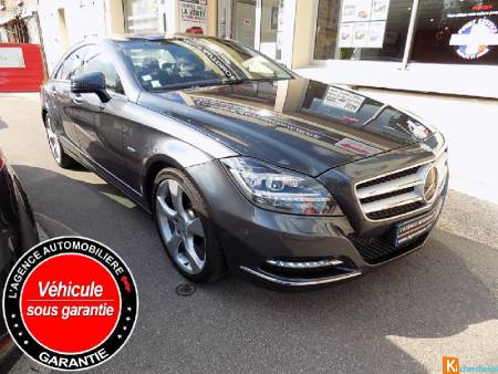 Mercedes Classe CLS 350 Cdi  265 Executive + Distronic