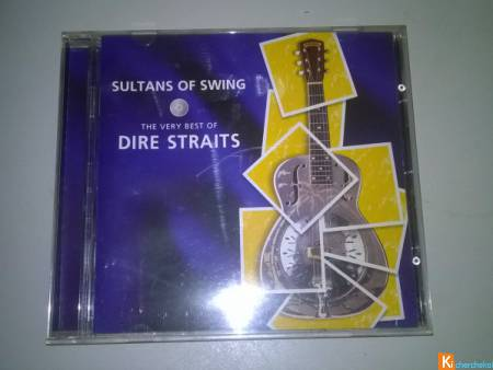 CD Sultans Of Swing   Dire Straits   1998