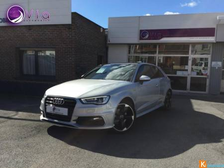 Audi A3 2.0 Tdi 150 Ambition Luxe S-tronic Toutes Options  Bo To Rotor .....