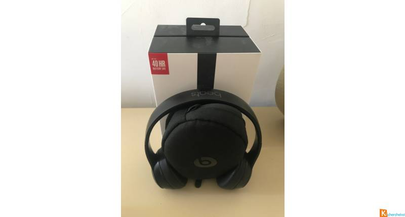 Casque beats by Dre solo 3
