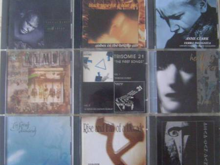 CD new wave / gothic