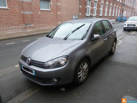 VW Golf VI TDI 105 Conforline