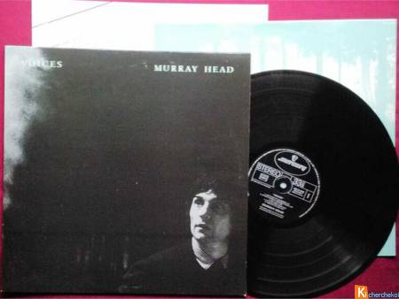 Murray Head - Voices (1980) Vinyle 33T