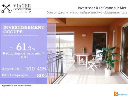 Appartement aux prestations de standing - Sanary-sur-Mer