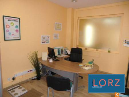 Local Commercial 85m² - Bourges