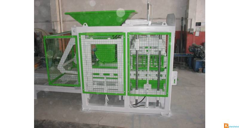 Machine de blocs beton machine a parpaing brique