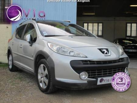 Peugeot 207 sw outdoor 1.4 hdi 92