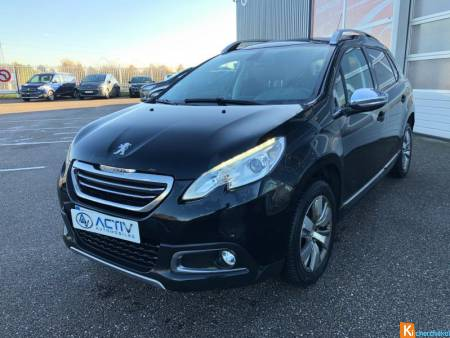 Peugeot 2008 1.6 E-hdi92 Fap Business Pack