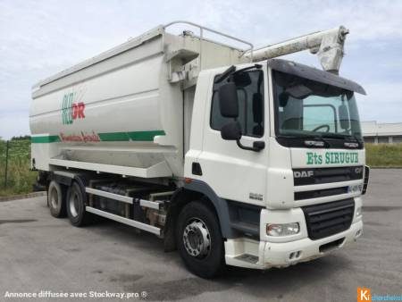 Poids lourds - Camion - Citerne - Alimentaire