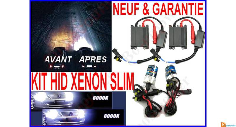 Phare Xénon Volvo H4 voiture ampoules 440 850 940 S40 V40