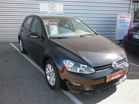Volkswagen Golf vii 1.6 TDI 105 BlueMotion Technol