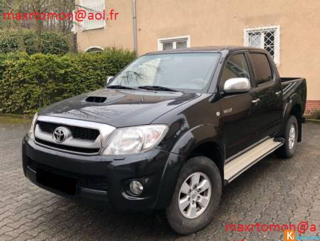 Toyota HiLux 4x4 2,5 144 Ps Double Cab