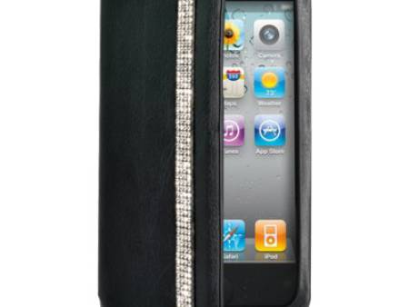Housse Etui Folio Swarovski iPhone 4/4S