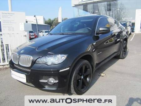 Bmw X6 xDrive40dA 306ch Exclusive