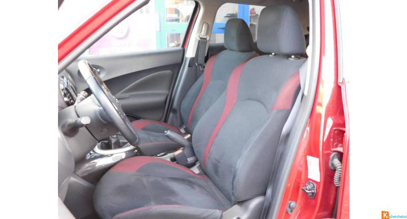 Nissan JUKE 1.5 Dci 110 Ch  Connect Edition