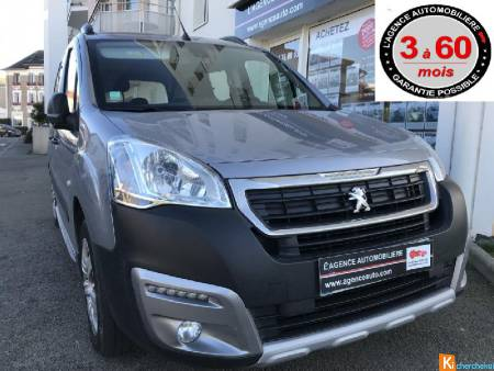 Peugeot Partner Tepee 1.6 Bluehdi 100ch Outdoo Sets