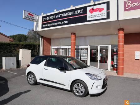 Citroen DS3 1.6 E-hdi90 Airdream So Chic + Options