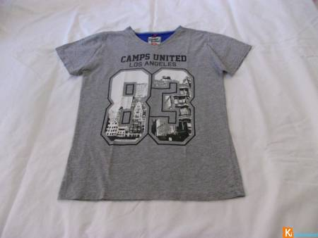 Tee-shirt Camps United