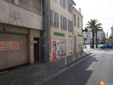 PARKING - HAUTE VILLE - TOULON
