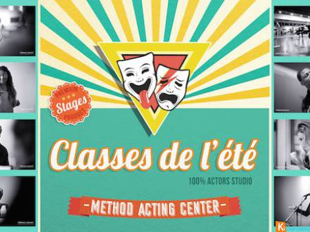 Classes de l'Eté- Method Acting Center
