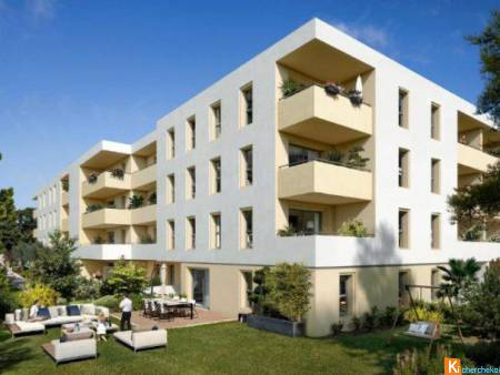 T3 de 58,21m2 et place de parking privative - Marseille - 13013 - Marseille