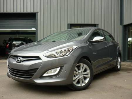 Hyundai I30 CRDI 110 PACK BUSINESS BDRIVE