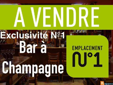 Bar à Champagne Licence IV