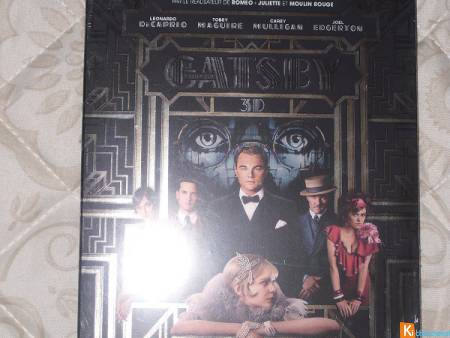 Blue-Ray 3D: Gatsby (Sous blister)