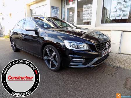 Volvo S60 Ii D3 150 Ch  R-design Geartronic