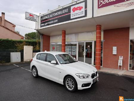 Bmw Serie 1 120da 190ch Sport 5p + Options