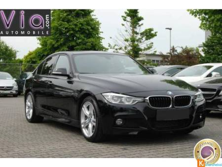Bmw SERIE 3 320d 190 Ch F30 M-sport Facelift/gps/camera/toit Ouvrant